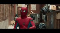 'Spiderman: Homecoming' Traje diseñado por Industrias Stark