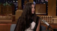 Entrevista a Demi Moore en 'The Tonight Show'