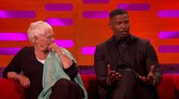 Entrevista a Judi Dench y Jamie Foxx en 'The Graham Norton Show'