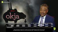"""Giancarlo Esposito: """"Netflix hace posible las películas de maestros como Bong John-Ho"""""""