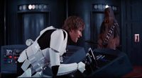 "Han Solo: ""Situation normal"""