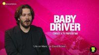 """Edgar Wright ('Baby Driver'): """"Siempre he tenido que escuchar música para sentir la inspiración"""""""