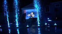 Espectáculo casero Disneyland