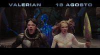 Spot de televisión 'Valerian y la ciudad de los mil planetas'