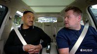 Adelanto del primer episodio de 'Carpool Karaoke' con Will Smith y James Corden