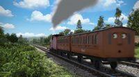 Adelanto exclusivo en inglés 'Thomas y sus amigos: El viaje más allá de Sodor'