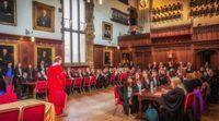 Estudios de 'Harry Potter' - Ceremonia de inauguración en Durham