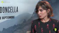 """Verónica Echegui: """"El cine no innova porque tiene miedo a que nadie vaya a verlo y no ser rentable"""""""