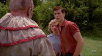 Primera aparición de Twisty el payaso en 'American Horror Story: Freak Show'