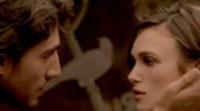 Keira Knightley y Alberto Ammann en el anuncio de Chanel