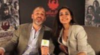 Entrevista a Javier Gutiérrez e Inma Cuesta, de 'Águila Roja'
