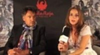Entrevista a Francis Lorenzo y Miryam Gallego, de 'Águila Roja'