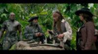 Clip 'Piratas del Caribe: En mareas misteriosas' #1