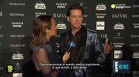 La incómoda entrevista a Jim Carrey en la NYFW, traducida