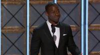 La música obliga a Sterling K. Brown a finalizar su discurso de aceptación en los Emmy
