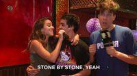 El grandioso karaoke que vivimos con el reparto de 'La Llamada'