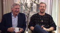 La desternillante entrevista de Harrison Ford y Ryan Gosling en 'This Morning'