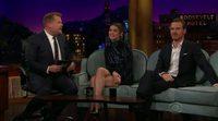 Ana de Armas habla de sus audiciones para 'Blade Runner 2049' en 'El Late Show con James Corden'