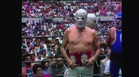 Tráiler en español con subtítulos en inglés 'El hombre detrás de la máscara'