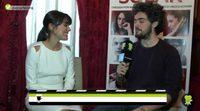 """Adriana Ugarte: """"Intento llegar virgen a todos los rodajes, ninguno es comparable"""""""