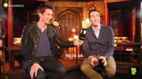 "James y Oliver Phelps: ""Nos siguen reconociendo como Fred y George"""