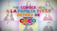 Featurette exclusivo: 'La familia Pixar detrás de 'Coco''