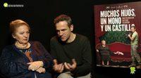 Entrevistamos a Julita y Gustavo Salmerón, los artífices de la comedia española del año