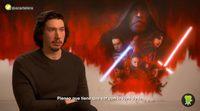 'Star Wars: Los últimos Jedi', Adam Driver y la fe de Kylo Ren