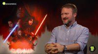 """Rian Johnson: """"He intentado hacer una película que fuese 'Star Wars' para mí"""""""