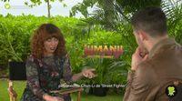 ¿Qué personaje de videojuego serían los actores de 'Jumanji: Bienvenidos a la jungla'?