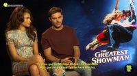 Entrevista a Zac Efron: 'El gran showman'