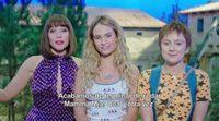 """Clip """"Fin de rodaje"""" VOSE 'Mamma Mia!: ¡Una y otra vez!'"""