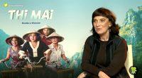 """Patricia Ferreira ('Thi Mai'): """"Carmen Machi le dio mucho más al personaje de lo que estaba escrito"""""""