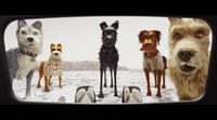 Spanish trailer 'Isle of dogs'