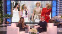 Entrevista de Ellen a Sarah Jessica Parker sobre 'Sexo en Nueva York 3'