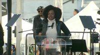 El discurso de Viola Davis en la Marcha de las Mujeres de Los Ángeles
