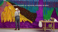 Tráiler 'David Hockney en la Royal Academy of Arts'
