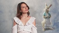 'Peter Rabbit': 'Daisy Ridley como Cotton Tail'