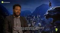 """Ryan Coogler: """"Lo mejor de Black Panther no es su traje, es su identidad"""""""