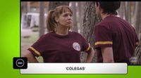 'Colegas': Lara de Miguel y sus iconos de los 90