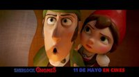 Spot en español de 'Sherlock Gnomes'