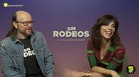'Sin rodeos' - Entrevista a Santiago Segura y Maribel Verdú