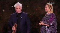 El discurso de Pedro Almodóvar para Penélope Cruz por su César de Honor 2018