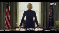 Teaser temporada 6 'House of Cards'