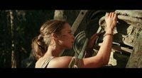 'Tomb Raider' - Clip: El puzzle de la puerta