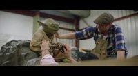 Mark Hamill se reencuentra con Yoda en 'Los últimos Jedi'
