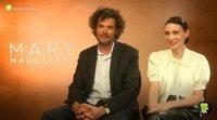 """Rooney Mara: """"Me enfureció darme cuenta de que no sabía realmente quién fue María Magdalena"""""""