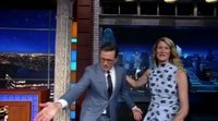 Laura Dern talks with Stephen Colbert about her role in 'Star Wars: The Last Jedi'