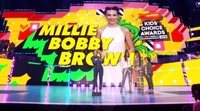 El discurso de Millie Bobby Brown-Kids' Choice Awards 2018