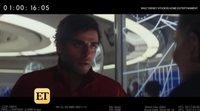 Detrás de las cámaras 'Star Wars: Los últimos Jedi'